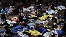 Prime Minister's Office ordered halt to refugee processing #elxn42 #cdnpoli