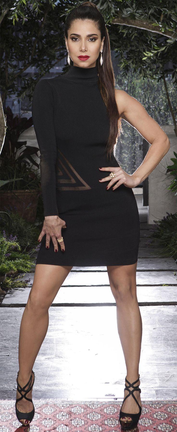 Shop Carmen Luna's fashion, style, wardrobe, and clothing from Devious Maids! http://www.pradux.com/tv/devious-maids/carmen-luna