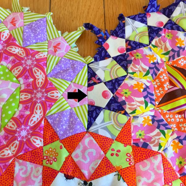 Sewing Your Funny Filler Pieces Together La Passacaglia Quilt