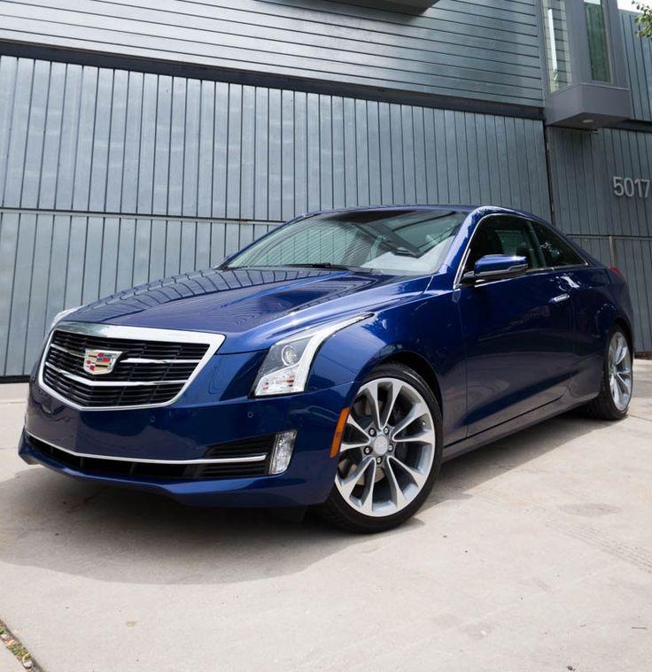 1000+ Ideas About Cadillac Ats On Pinterest