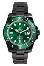Rolex Submariner Green 116610LV DLC-<b>PVD</b> в 2019 г.   Часы   Часы