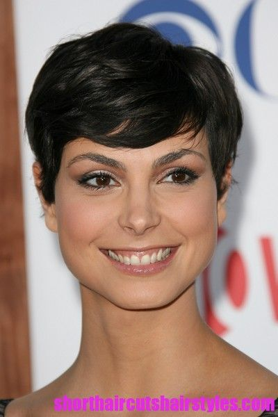 Short Summer Haircuts For Thick Hair : 22 best short hair styles images on pinterest