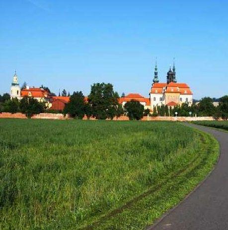 Velehrad (South Moravia), Czechia #basilic #monastery #Czechia