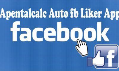 Apental Facebook Liker App
