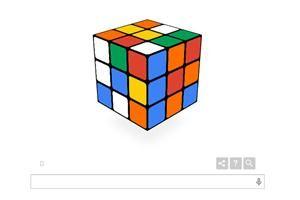 daniel noticias: El cubo de Rubik, el nuevo doodle de Google