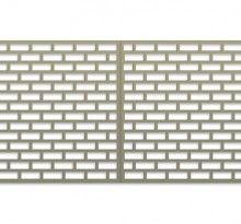 Pattern Library | Bok Modern A19 railing, fences gates, metal panels bokmodern…