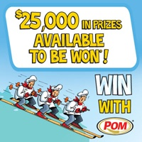 I just entered the Win with POM Contest. The Grand Prize is worth up to $10,000 and there's a Draw for a prize each day during the Contest period for 50 days. You too can register for a chance to win.