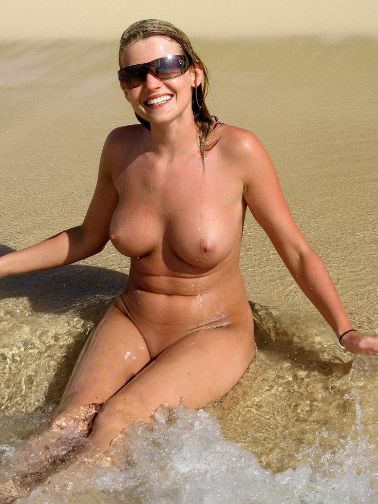 Great bum spred milfs in beach photos train