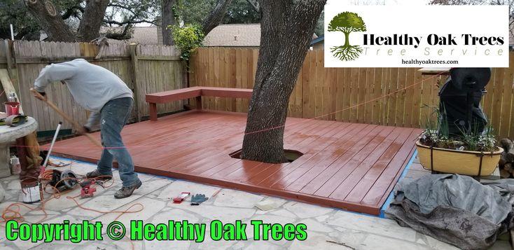 Best Pin By Healthy Oak Trees Llc On Deck Installation Deck 400 x 300