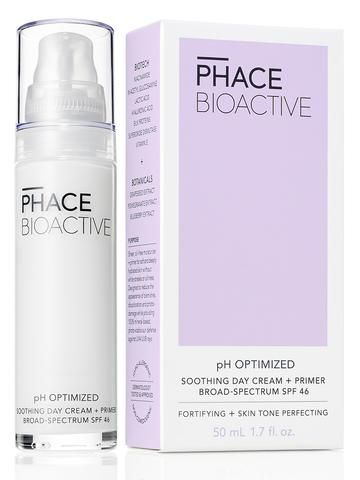 Ideal Soothing Day Cream Primer SPF Phace Bioactive