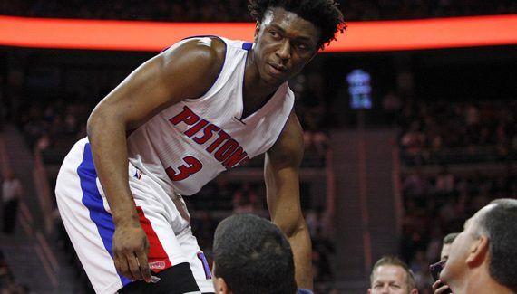 Stan Van Gundy se passera de Stanley Johnson tant qu'il s'économisera à l'entraînement -  Stanley Johnson est arrivé en NBA en affirmant n'avoir peur de rien. Mais pour sa deuxième saison, l'ailier des Pistons est surtout dans le collimateur de son coach. Après l'avoir… Lire la suite»  http://www.basketusa.com/wp-content/uploads/2016/12/stanley-johnson-570x325.jpg - Par http://www.78682homes.com/stan-van-gundy-