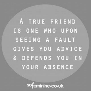 Friends. What would we do without them? They are the family we choose and people we make memories that last a lifetime with. The truth is, we'd be lost without them...