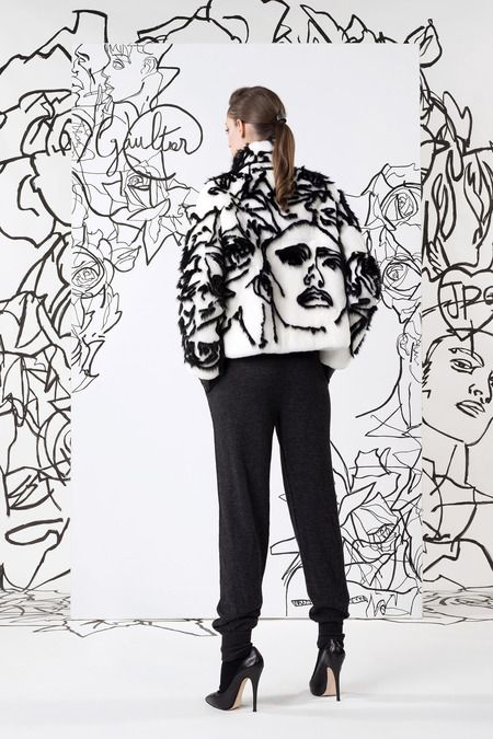 Jean Paul Gaultier | Pre-Fall 2014 Collection | Style.com