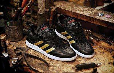 Sepatu Adidas Busenitz Pro terbaru dengan tag name Scheinfeld, Series Premium Made In Germany #Adidas #Skateboarding #adidasskateboarding #dennisbusenitz #skateboard #skateshoes #premium #germany