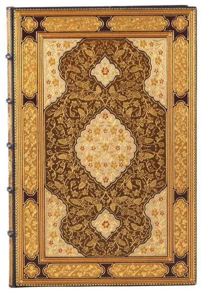 Author: Omar Khayyam Title: Rubáiyát of Omar Khayyám. Published: New York: The Grolier Club, 1885.