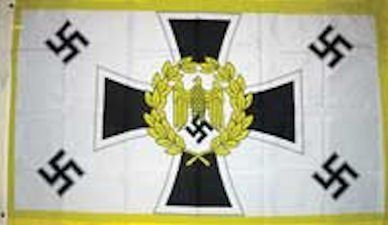 German Infantry Flag WWII
