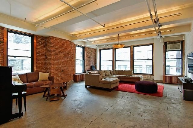 Exposed brick walls, Nyc and The o'jays on Pinterest