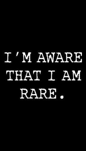 Well aware!