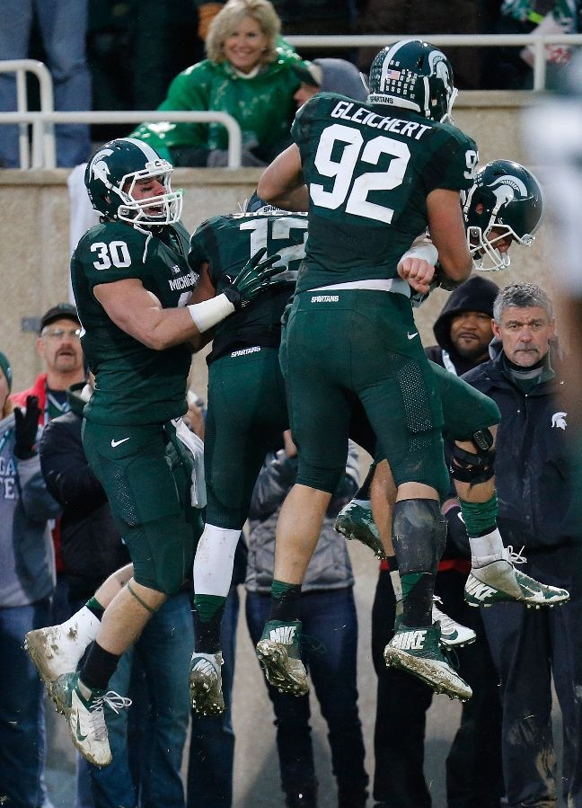 Michigan State Football - Spartans Photos - ESPN