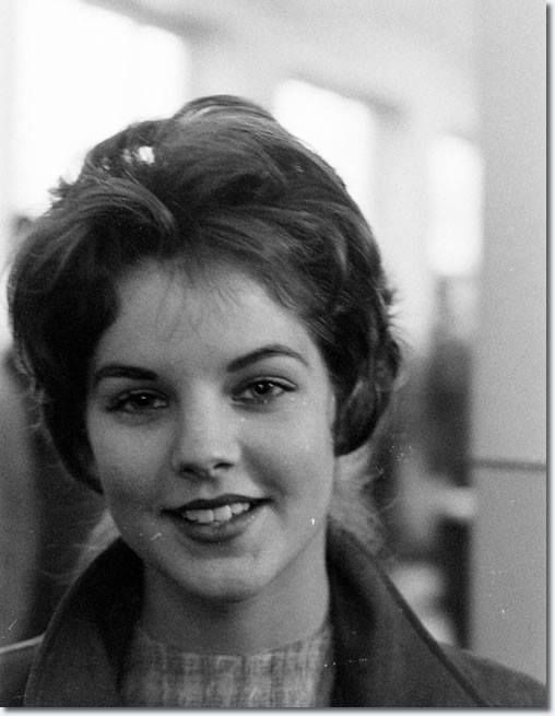 Young Priscilla Presley.. The one who won Elvis heart,,,