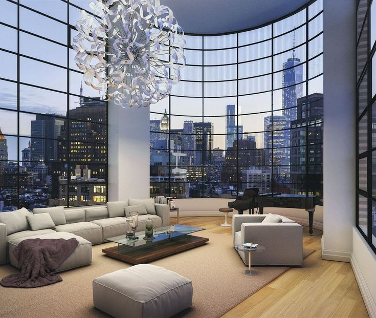 NYC 10 Sullivan Street Duplex Penthouse $25,000,000 FOR SALE | $4,757 per ft² | 5 beds | 5.5 baths