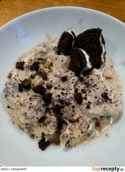 Oreo zmrzlina
