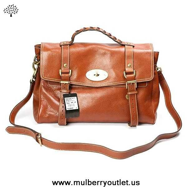 89d03173def ... greece womens mulberry oversized alexa leather satchel bag light coffee  for wholesale fb5af 2e20b