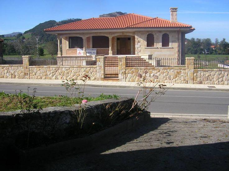 casa y muro