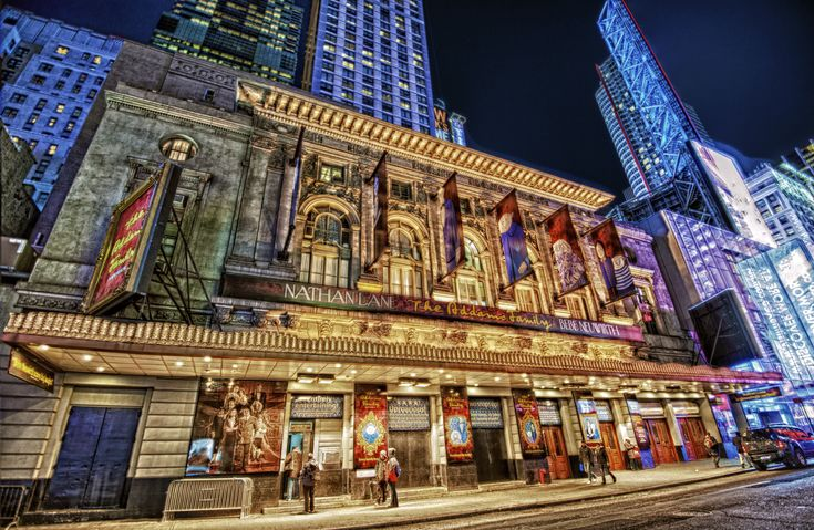 Theatre like no other (With images) Theatre, Broadway