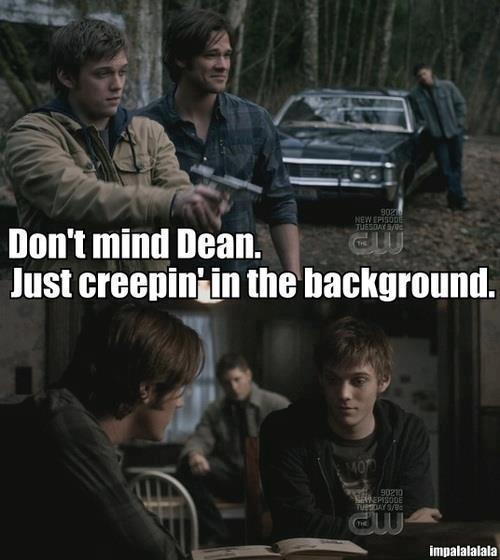creeper dean<<<WHAT YOU DOIN SAMMY. SAMMY WHAT. NO SAMMY STAAAAAP