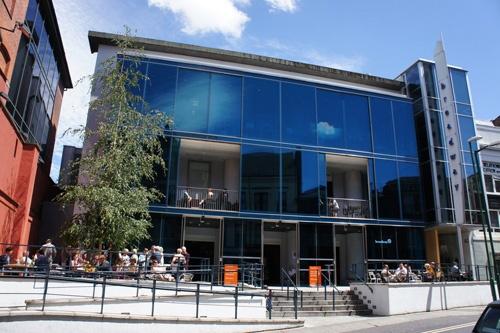 Broadway Cinema, Hockley, Nottingham