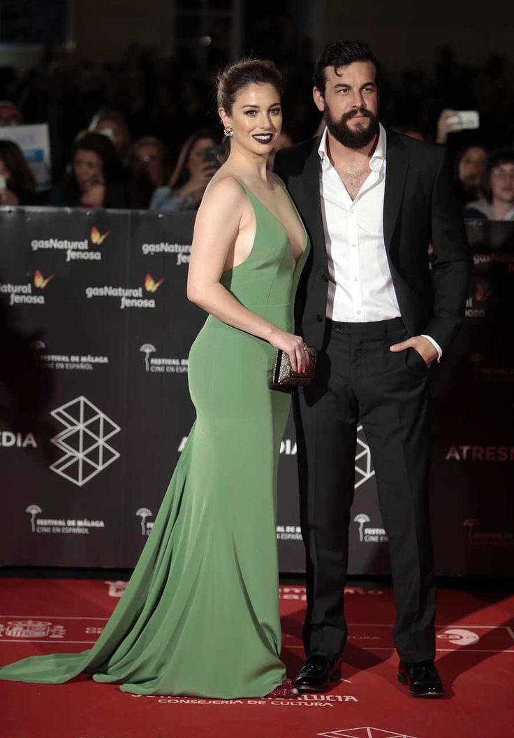 Blanca Suárez y Mario Casas en el Festival de Málaga