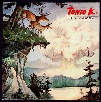 Tonio K. - La Bomba, Capitol Records, 1983
