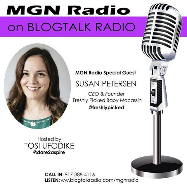MGN Rewind with @freshlypicked  Listen to one of our past #podcast on #blogtalkradio We chatted with the CEO & Founder of Freshly Picked Baby Mocassin! Listen to it online now! #mgnradio #ceo #entrepreneur #entrepreneurship #onlinebusiness #successful #businesswomen #selfemployed #motivation #inspiration #luxurylife #entrepreneurship #startup #founder #hardworking #success #millionaire #startuplife #smallbusinessowner #smallbusiness #successquotes #businessowner #motivationalentrepreneur…