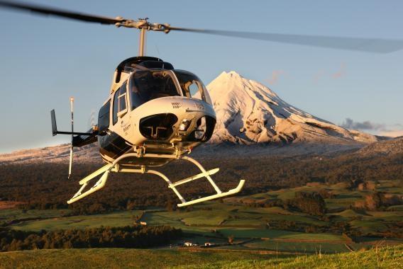 # 4 - Heliview Taranaki - 101 Must-Do's for Kiwis. View the full list at www.aatravel.co.nz/101