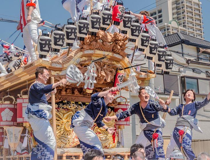 東灘だんじり祭り 東灘だんじり祭り祭りfestival東灘神戸日本春spring日本人japanJapanese神輿