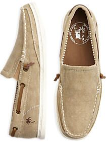 Margaritaville Tan Boat Shoes