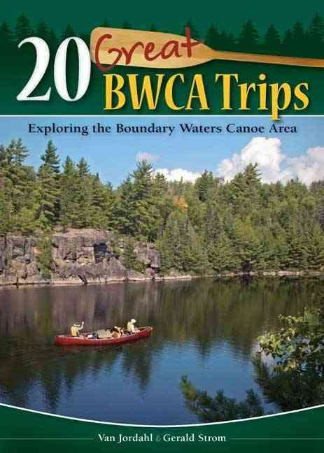 The Boundary Waters Canoe Area Wilderness is a natural landscape largely unchanged by human hands. If you haven't seen it, you're missing a great life experience. The 20 trips in this book are designe