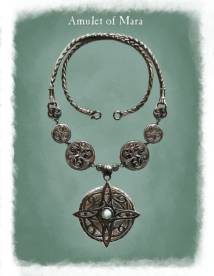 Amulet Mara, Ray Lederer