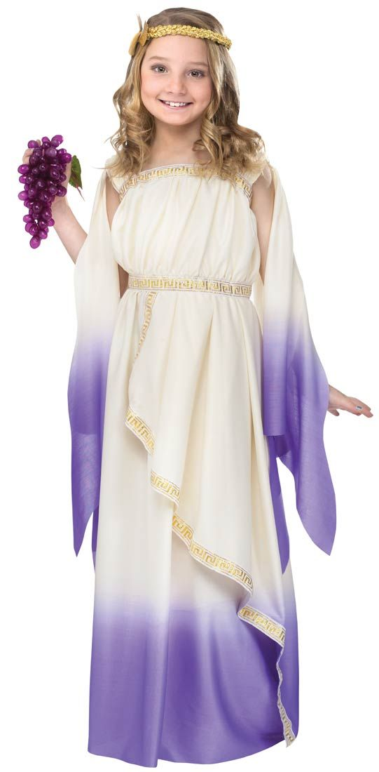 Greek god and goddesses costumes and names | you are here home kids playtime costumes girls costumes