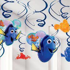 Resultado de imagen para decoracion tematica de Nemo