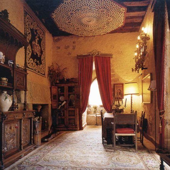Spanish Colonial Interior Design Ideas: 44 Best Spanish Renaissance Images On Pinterest