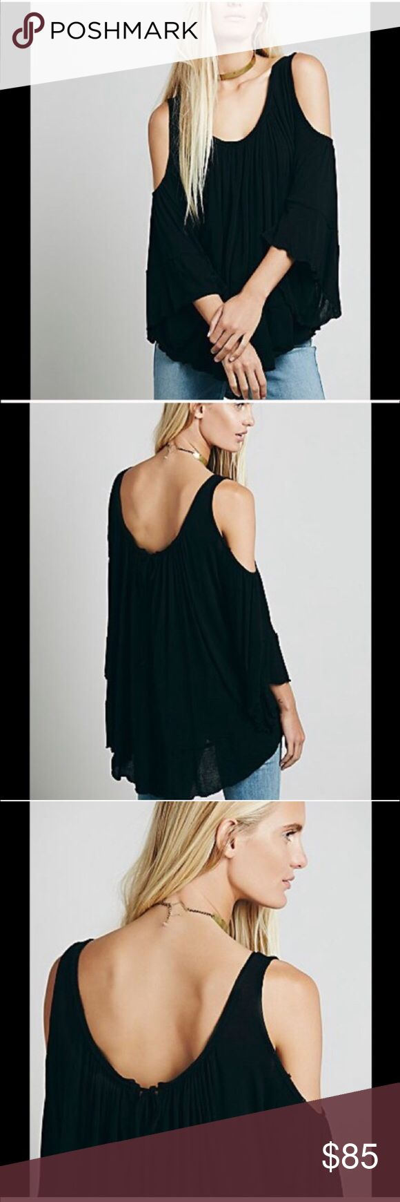 Welcome all offers!!! Free People Chloe Brand New with tags on, shipping next day, loose fit will fit also s,m welcome to my closet!!!!..... Free People Tops Blouses