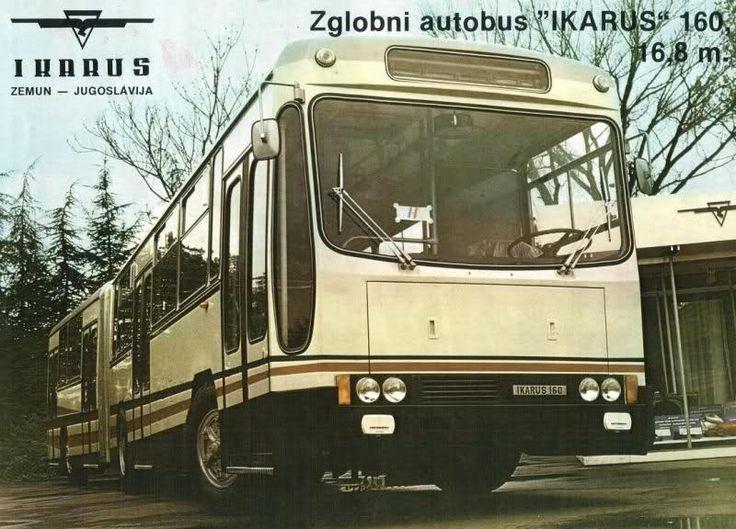 Ikarus Zemun bus