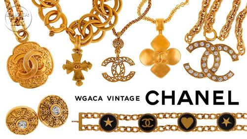 Vintage Chanel Accessories now on Sale | |