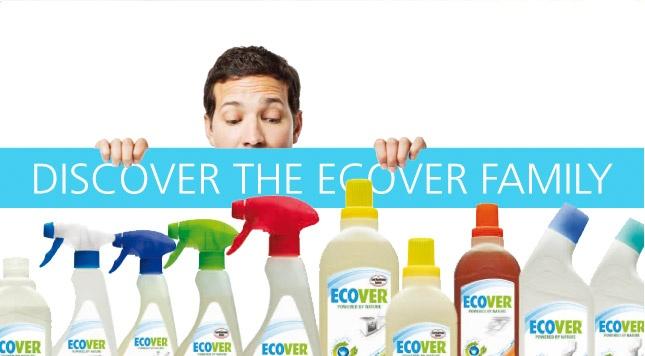 Az Ecoverben az egyik legjobb, hogy otthonunk minden szegletéhez találhatunk terméket. Minden tisztaság kapcsán felmerülő tennivaló megoldható Ecoverrel. Mosástól a felmosásig.