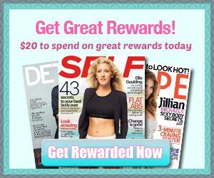 RewardSurvey: Magazine Deals! #magazine #deals