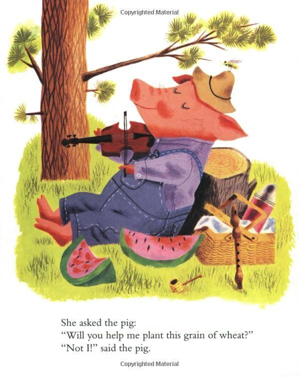 The Little Red Hen (Little Golden Book): Diane Muldrow, J.P. Miller: 0033500960307: Amazon.com: Books
