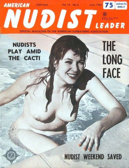 Classic nudist camp magazines agree