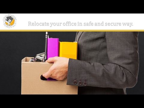 Commercial Removals Oxford - YouTube